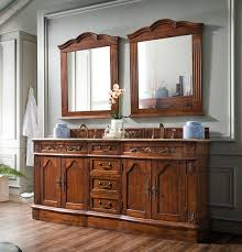 Traditional Bathroom Vanity by James Martin Amalfi Double 72 Inch Traditional Bathroom Vanity