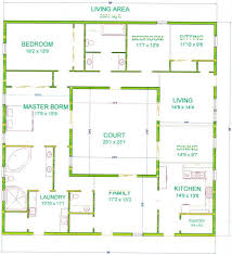 baby nursery spanish house plans with inner courtyard spanish