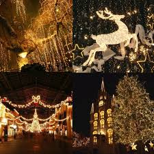 200 warm white christmas tree lights excelvan 500 led 100m string fairy lights christmas tree party