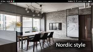 interior design nordic style android apps on google play