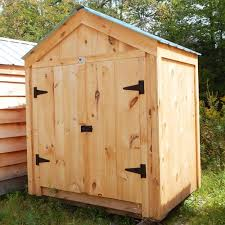 Small Wood Storage Shed Plans by Garbage Storage Shed Garden Tool Storage Shed Jamaica Cottage Shop