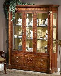 3 Door Display Cabinet Infinity Furniture Three Door Display Cabinet Orpheus Inop 751 3
