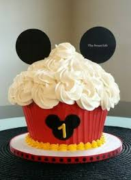 super cute and simple mickey mouse cupcakes perfect for you next