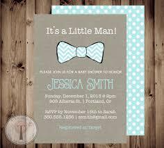 little man baby shower invitation bow tie baby shower bow tie