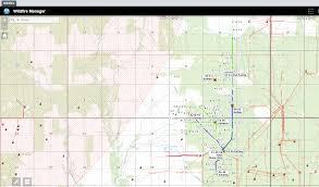 Alberta Wildfire System by Cenozon U0027s Wildfire Manager Application Cenozon