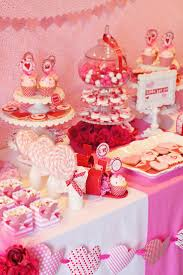 Valentine Decorations For A Party by 83 Best Valentine U0027s Day Ideas Images On Pinterest Valentine