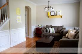 wainscoting ideas for living room style living room with white wainscoting traditional