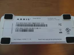 arris surfboard sb6183 lights dark surfboard docsis x cable modem sb arris surfboard docsis x