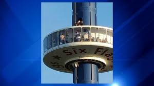 Six Flags In America Riders Stuck For 2 Hours On U0027sky Trek Tower U0027 At Six Flags Great
