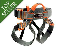 Zip Line For Backyard by The Black Diamond Vario Speed Harness Combines Safety Fun And