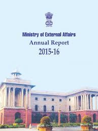 annual report mea pdf bhutan nepal