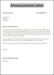 announcement letter cerescoffee co