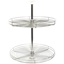 24 inch cabinet lazy susan wire full round in cabinet lazy susans 24 inch cabinet lazy susan wire full round image
