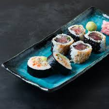 cuisine turquoise japanese oblong turquoise platter buy sous chef uk