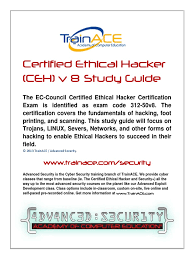 certified ethical hacker v8 study guide threat computer