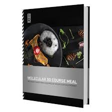 molecular cuisine book cookbook molecular 50 course meal by molecule r