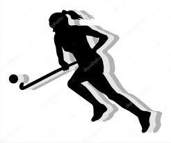 hockey player running u2014 stock vector photoestelar 117230794