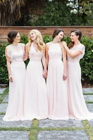 davids bridesmaid dresses mismatched bridesmaid dress styles david s bridal
