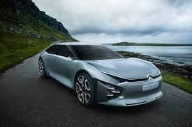 citroen sports car citroen cxperience concept sedan for 2016 paris motor show photos