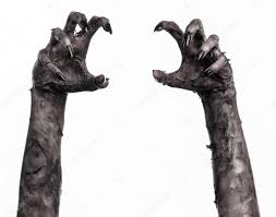 devil halloween background black hand of death the walking dead zombie theme halloween