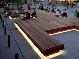 Wood Bench Designs Decks by Best 25 Wooden Benches Ideas On Pinterest Wooden Bench Plans