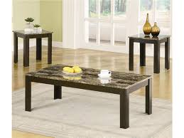 Coffee Table 3 Piece Sets Cymax Coffee Table City Furniture Coffee Tables Living Room Tables