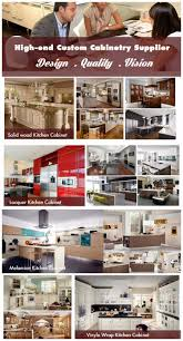 Kitchen Cabinet China Solid Wood Kitchen Cabinet Designs Modular Kitchen Cabinets China