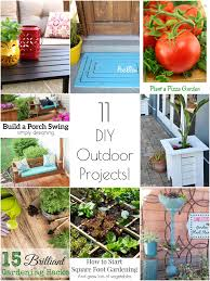 so creative 11 amazing diy outdoor projects