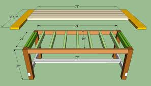 Building A Farmhouse Dining Table Building A Farmhouse Table Wood Projects Pinterest Farmhouse