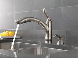 delta linden kitchen faucet linden kitchen collection delta faucet