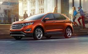 nissan murano vs ford edge 2015 ford edge first drive u2013 review u2013 car and driver