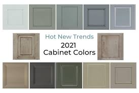 best color to paint kitchen cabinets 2021 2021 cabinet color trends goodbye gray porch daydreamer