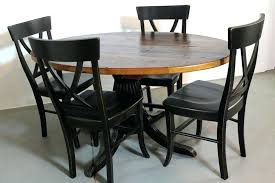 custom round dining tables dining room outdoor dining glamorous round pine kitchen table home