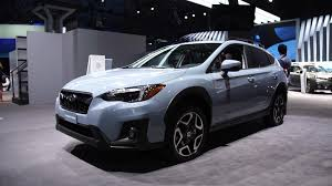 subaru hybrid crosstrek black 2018 subaru crosstrek preview consumer reports