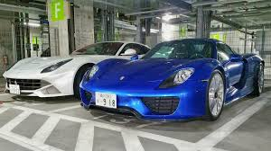porsche home garage exotic car spotting in tokyo u0027s underground garages part 5 youtube