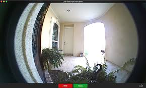 ring wi fi video doorbell review answer the door from your phone