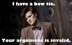 Tie Meme - i have a bow tie by revolution nein on deviantart