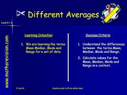 level 3 4 17 apr 15created by mr lafferty maths dept
