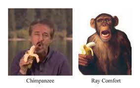 Ray Comfort Blog Bay Of Fundie Blog Archive Creationists That Look Like Apes