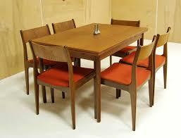 vintage danish modern furniture for sale dining tables john widdicomb mid century dining set img modern