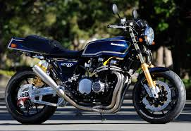 rcm 244 kz1000mk dos ruedas pinterest custom bikes