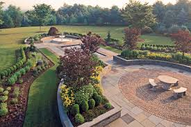 Patio Landscape Design Brick Walkways And Patios Cording Landscape Design