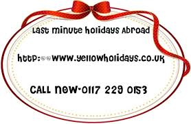 http www yellowholidays co uk last minute holidays cheap