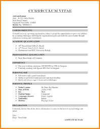 how to write a scholarship resume resumes templates for high