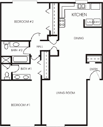 two bedroom two bathroom house plans amusing two bedroom two bath house plans ideas best idea image