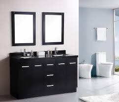 bathroom 2017 wooden custom unique bathroom vanity with double