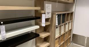 kitchen shelf storage ikea the best ikea shelves to buy organize books bathroom