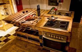 furniture style kitchen island diy pallet furniture ideas kitchen island