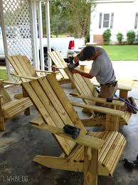 How To Build An Adirondack Chair Remodelaholic Tutorial Build An Amazing Diy Pergola And Firepit