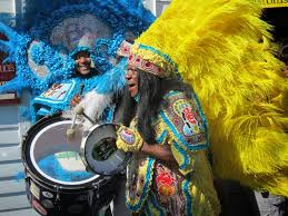 mardi gras indian costumes mardi gras indians to host bo dollis tribute at the theater